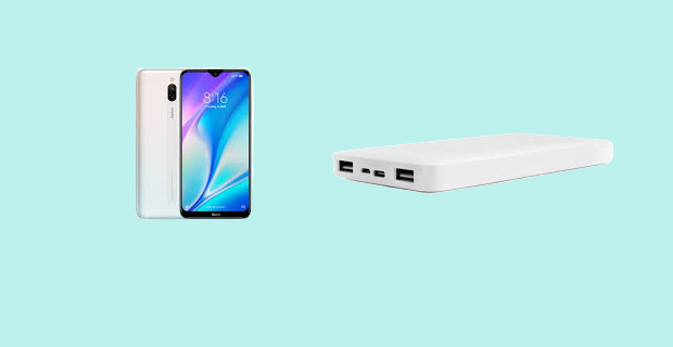 Redmi 8A Dual launched with Redmi Power Bank