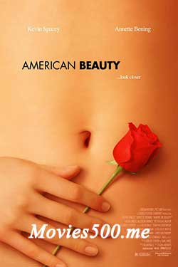 American Beauty 1999 Hindi DUbbed 300MB BluRay 480p at movies500.me