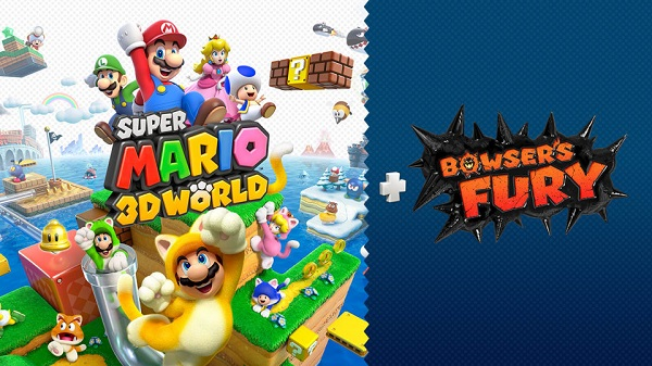 Super Mario 3D World + Bowser's Fury Cover Picture
