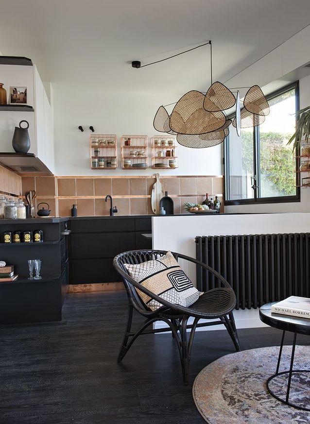Placer hogareño en un apartamento de 33 m2 con terraza