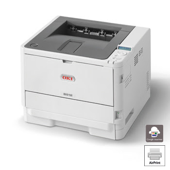 OKI B512DN Driver Download