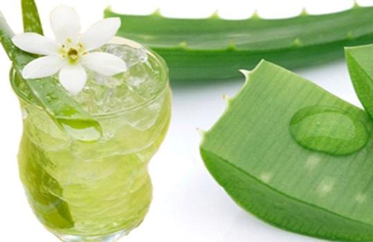 nước uống nha đam đường phèn giúp đẹp da giải độc