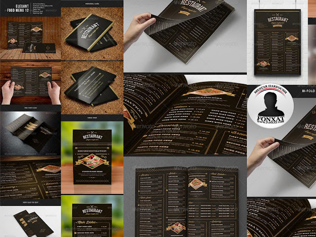 Design a menu No.33