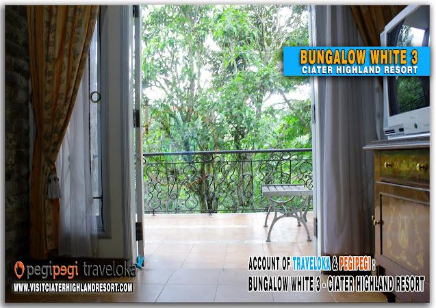 Villa Bungalow Untuk Rombongan 25 Orang