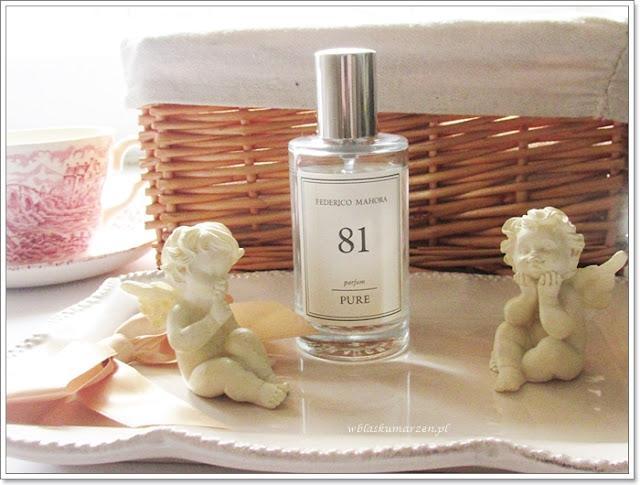Federico Mahora 81 Pure perfumy