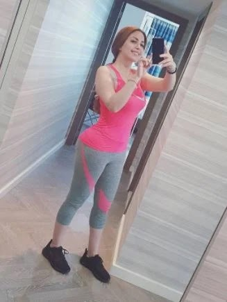 10 very hot and sporty looks by Nisreen Tafesh that highlight her fitness