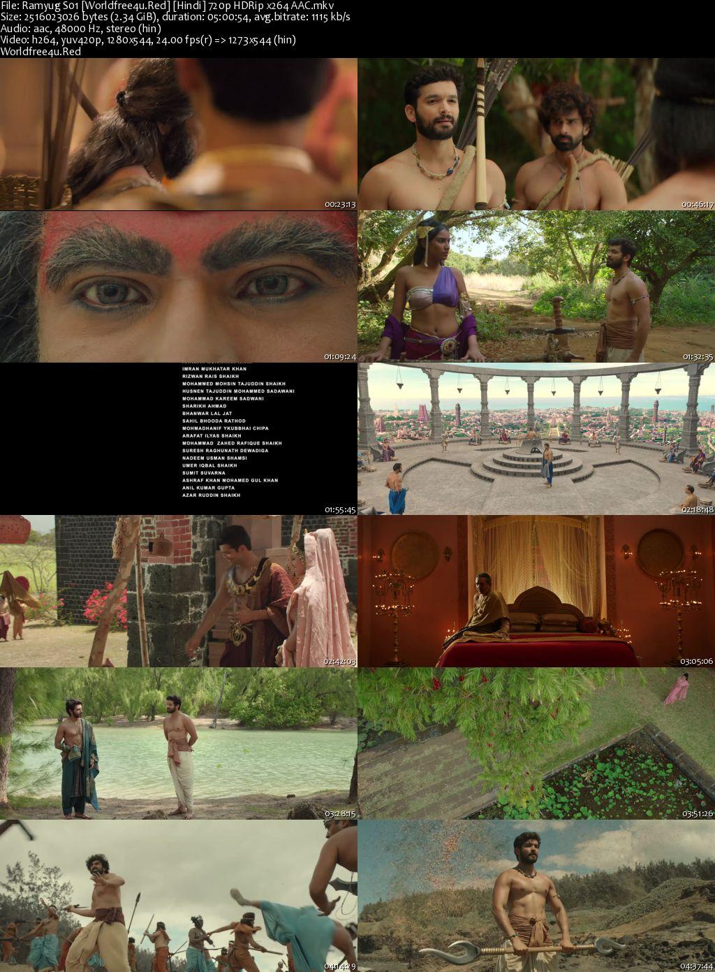 Ramyug 2021 (Season 1) All Episodes HDRip 720p