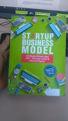Starup Business Model - Hendry e. Ramadhan