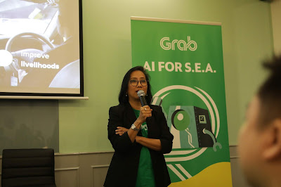 Neneng Goenadi, Managing Director Grab Indonesia