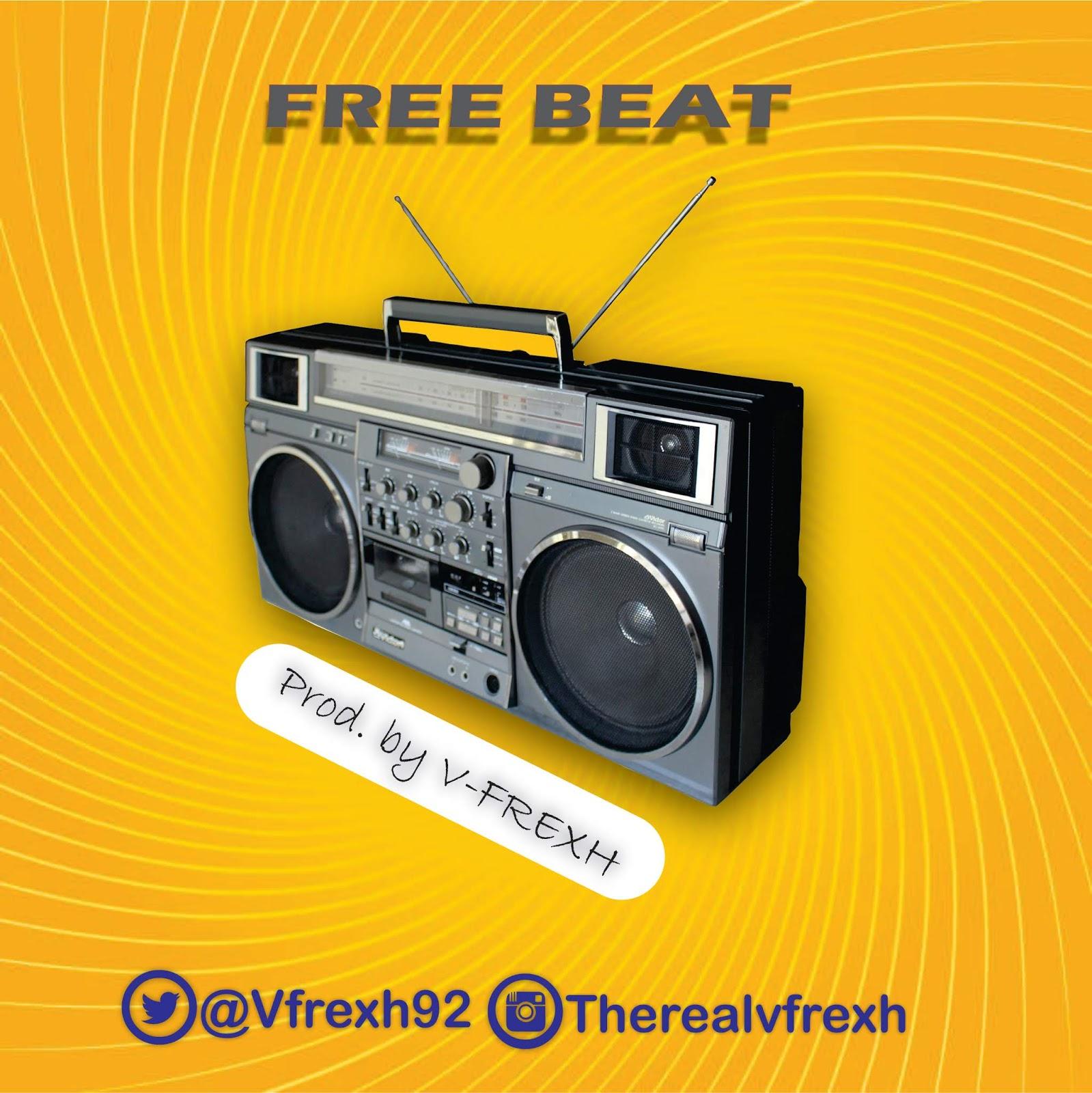 INSTRUMENTAL] FreeBeat Prod  By V-Frexh - Perfectcliq