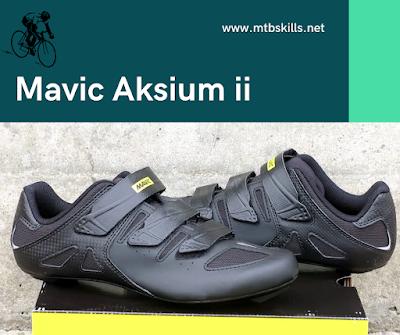 Mavic Aksium  II MTB Shoes