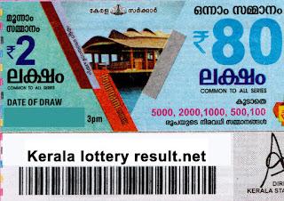 Live Kerala lottary Result Pournami