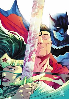 Бетмен, Супермен, Диво-Жінка