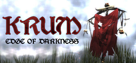 Krum Edge of Darkness Portada
