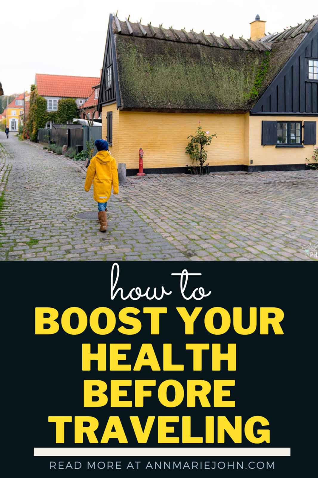 How to Boost Your Health Before Traveling