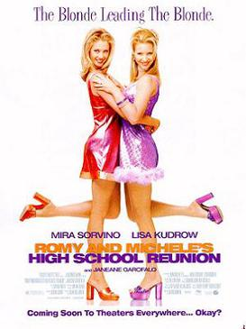 Romy and Michele's High School Reunion '90s movie