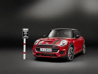 Noul MINI John Cooper Works