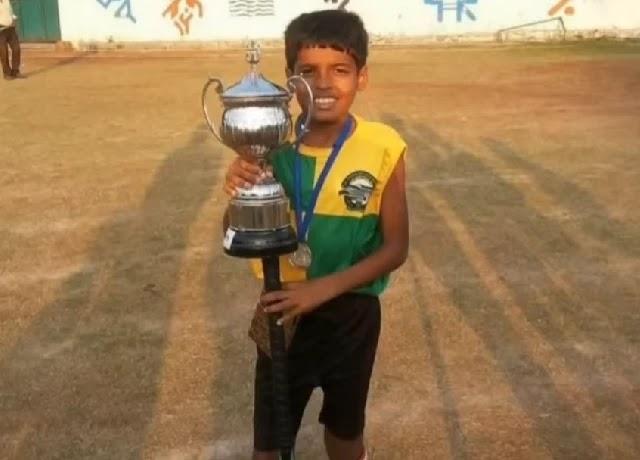 Jonaathan win MSSA Hockey tournament