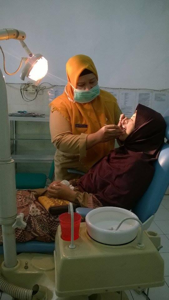 Istanarina Jangan Sepelekan Gigi Berlubang Pengalaman Periksa Gigi