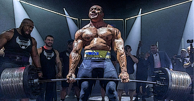 WATCH NOW The Weightlifting God Larry Wheels Talk About Steroids Cycle