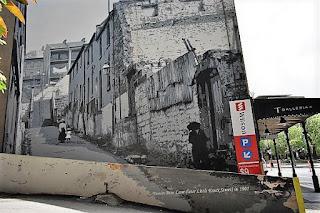 The Rocks Street Art by Pierre Mol