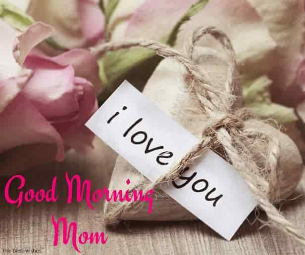 good morning lovely mother