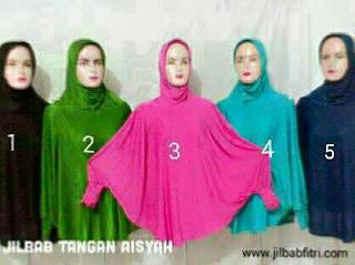 jilbab tanga aisyah jumbo