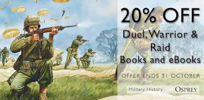 October 2016, Duel, Warrior & Raid Sale