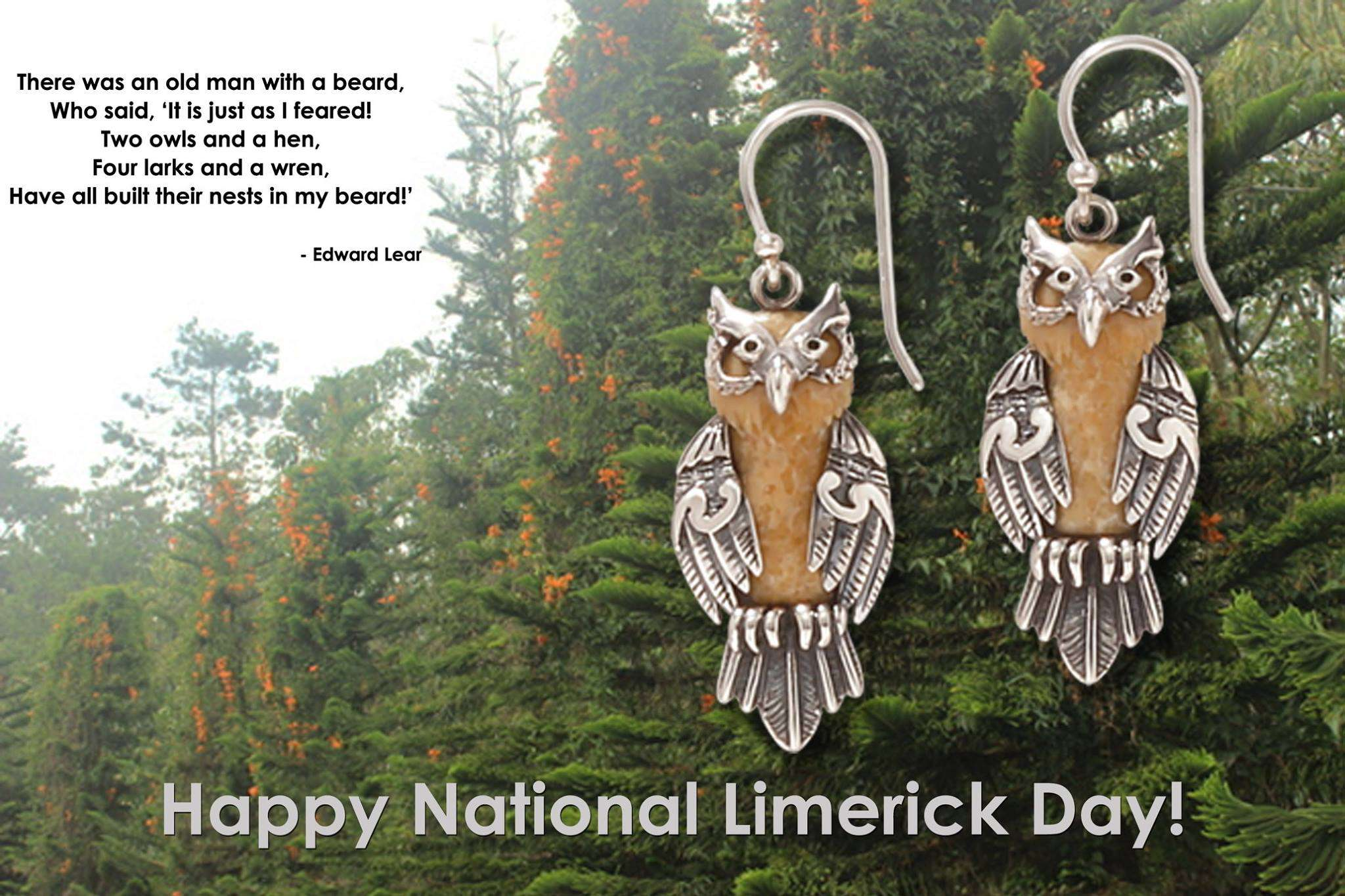 National Limerick Day Wishes pics free download