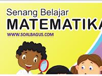 Kisi Kisi PAS Matematika Kelas 4 Semester 1 K-13 Revisi