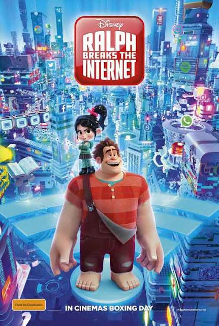 الإصدارات العالية الجودة HD في شهر فبراير 2019 February فيلم ralph breaks the internet
