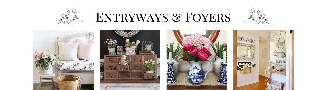 entryway and foyer decorating ideas