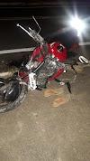 Jovem morre vítima de acidente de trânsito na zona rural de Tamboril quando retornava de aniversário