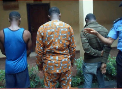 Nigerian Police Brutality Continues