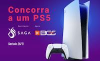 Saga na BGS 2021: Concorra a um PS5