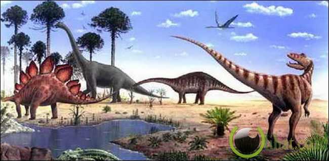 Akhir Kepunahan Masa Jurassic