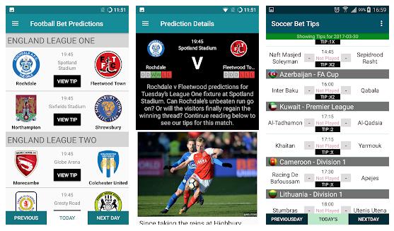 Aplikasi Prediksi Pertandingan Sepak Bola yang Akurat menggunakan