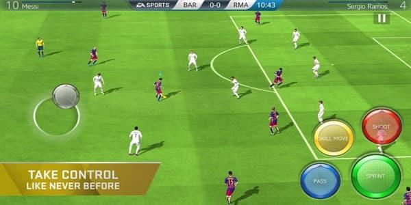 تحميل FIFA 16 MOBILE