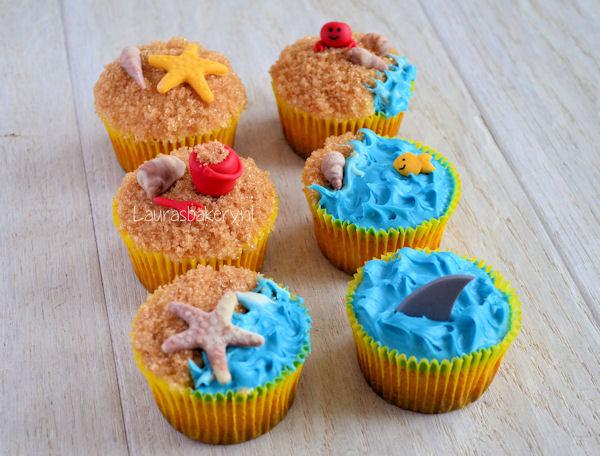 Strand Cupcakes Laura S Bakery