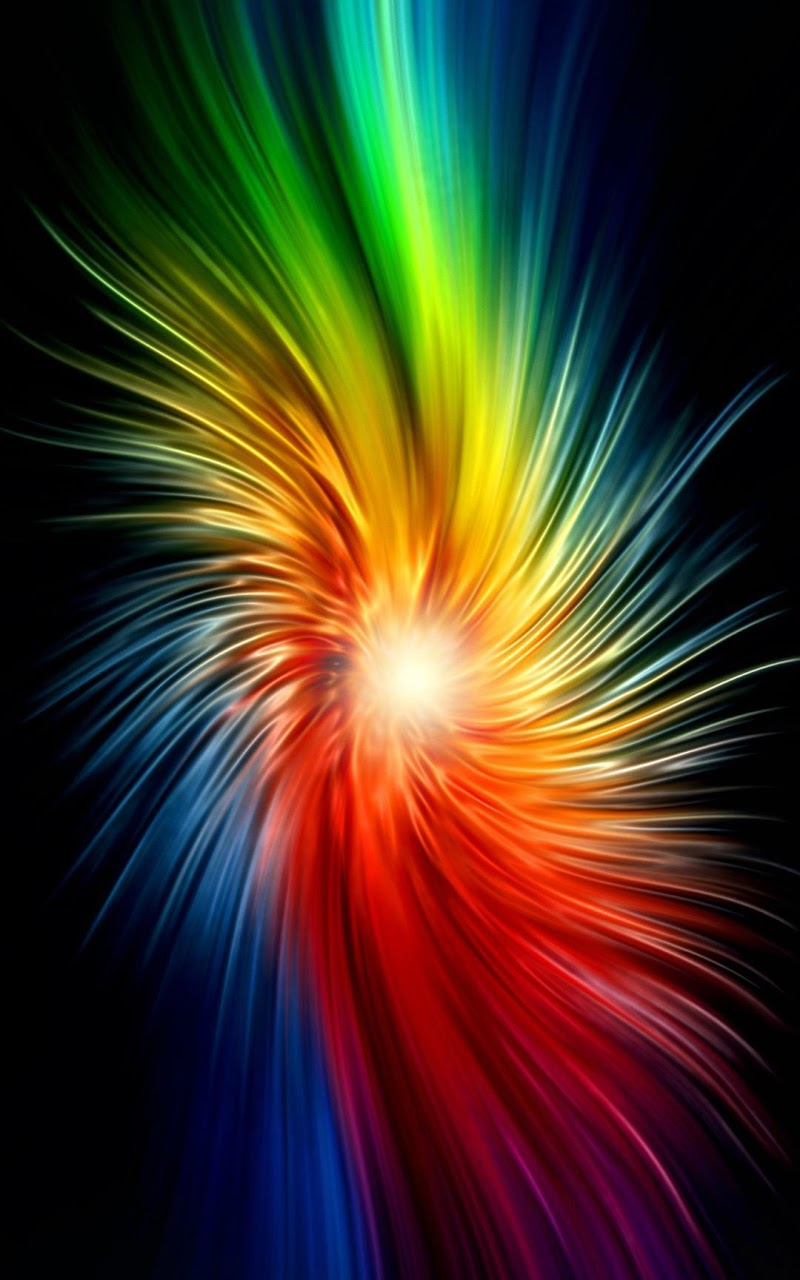 10 Kitchen And Home Decor Items Every 20 Something Needs: Galaxy Note HD Wallpapers: Abstract Rainbow Lockscreen