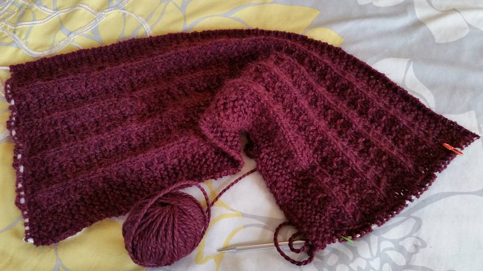 Knitting Up A Storm: November 2016