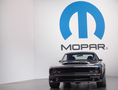 1968 Dodge Super Charger concept car