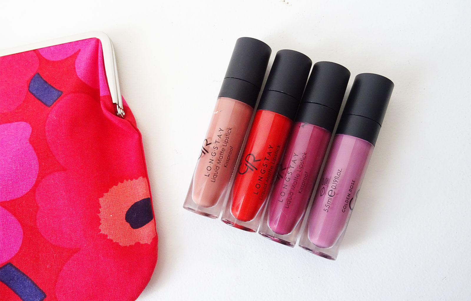 Longstay Liquid Matte Lipstick Cookie's Make Up