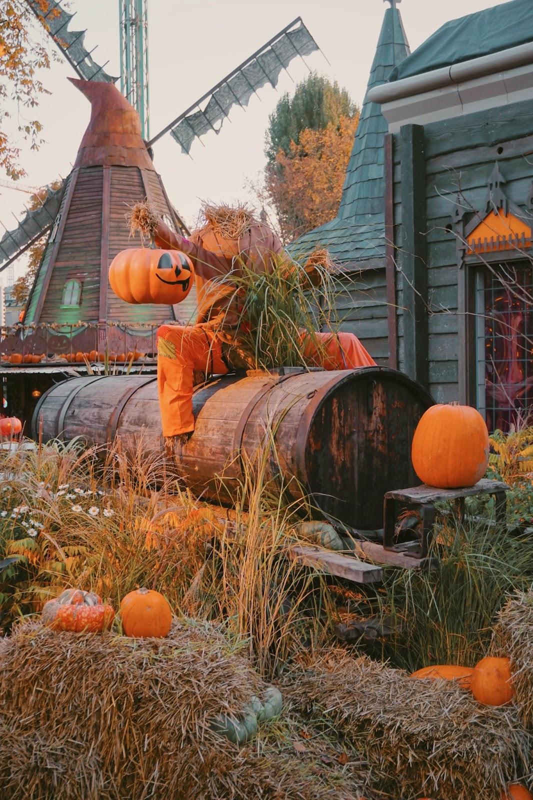 Halloween at Tivoli Gardens