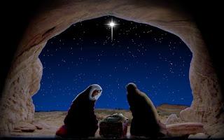 Josef und Maria mit Jesus