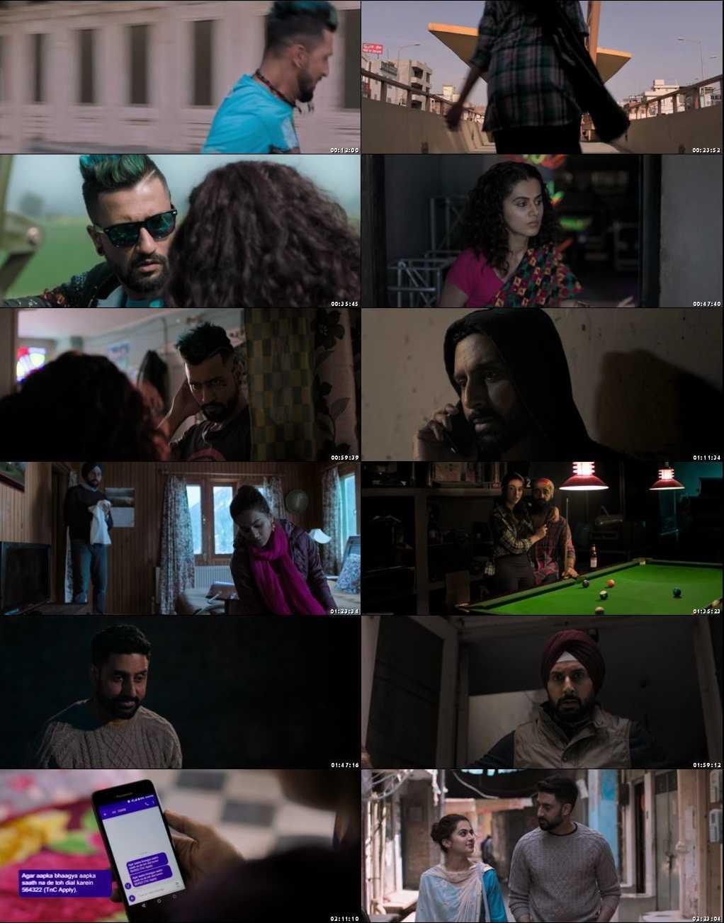Manmarziyaan (2018) Screenshots