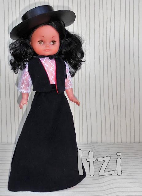 Bambinela Cordobesa de Esvi, muñeca Bambinela