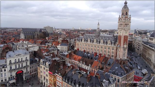 Chasse au trésor à Lille