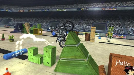 Trial Xtreme 4 Apk+Data Free on Android Game Download