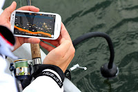 Fresh & salt water fishing with Deeper Smart Portable Fish Finder 3.0